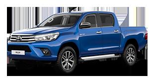 Toyota Hilux - Concessionario Toyota Ferrara e Rovigo