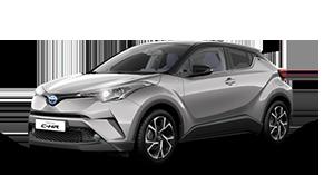Toyota C-HR - Concessionario Toyota Ferrara e Rovigo