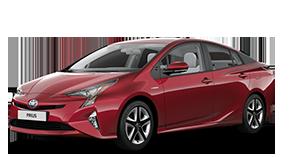 Toyota Prius - Concessionario Toyota Ferrara e Rovigo