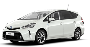 Toyota Prius+ - Concessionario Toyota Ferrara e Rovigo
