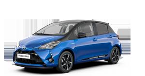 Toyota Yaris - Concessionario Toyota Ferrara e Rovigo