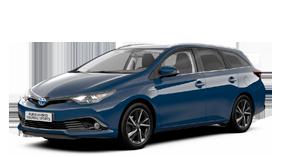 Toyota Auris Touring Sports - Concessionario Toyota Ferrara e Rovigo