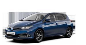 Toyota Auris - Concessionario Toyota Ferrara e Rovigo
